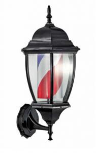 барберпол Vintage лампа