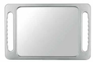зеркало серебро